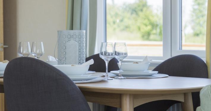 Prestige Acorn Dining Room, Heron Lakes