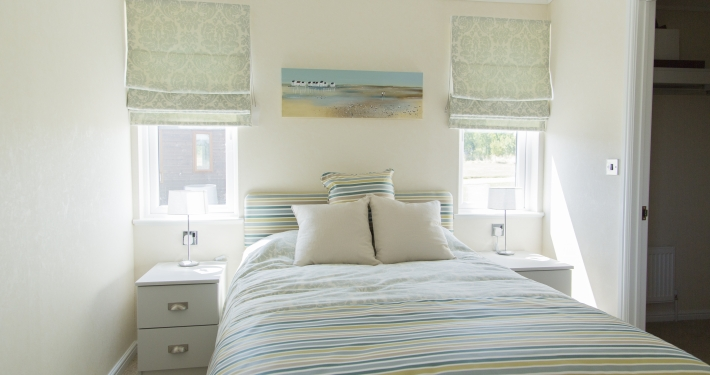 Prestige Acorn Master bedroom, Heron lakes
