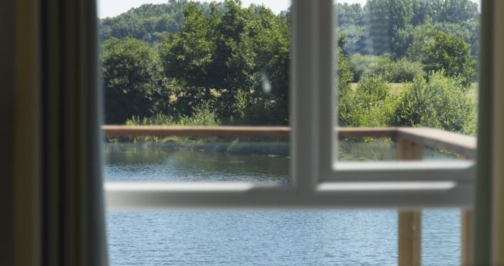 Prestige Acorn Kitchen view, Heron Lakes