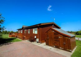 Prestige Woodland Lodge