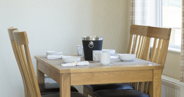 Prestige Maple Dining room, Heron Lakes