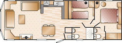 Swift Adventurer floor Plan