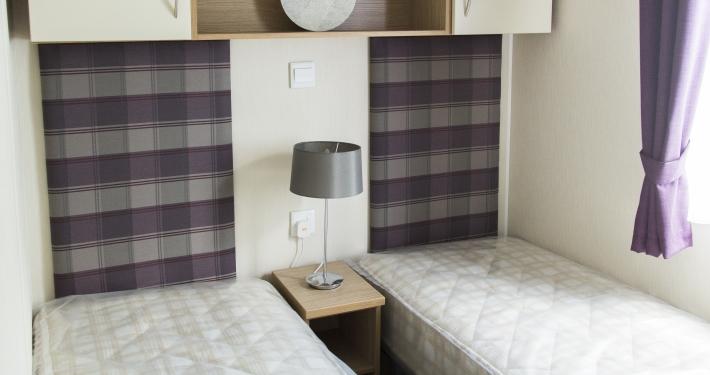Willerby Brockenhurst Second Bedroom