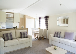 Willerby Brockenhurst living room