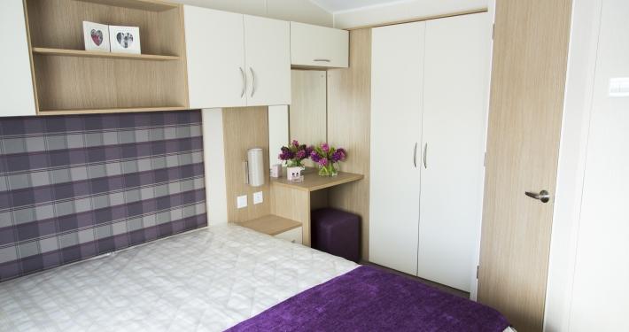 Willerby Brokenhurst Master Bedroom 2