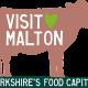 Malton food festival logo