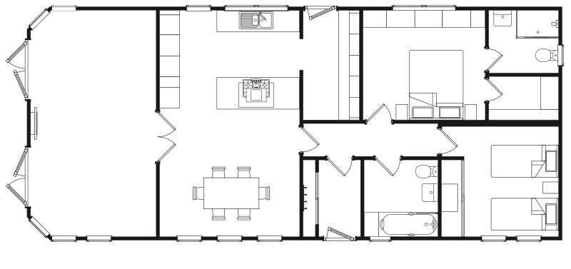 Homeseeker Sofia floor plan