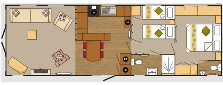 Carnaby Hemsley Floorplan