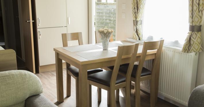 Swift Bordeaux Dining room