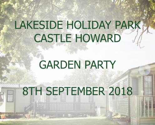 Garden Party Castle Howard