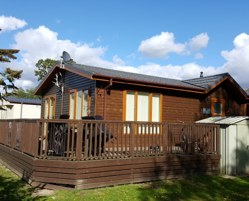 Prestige Buckland Lodge, Castle Howard, Longing for a lodge