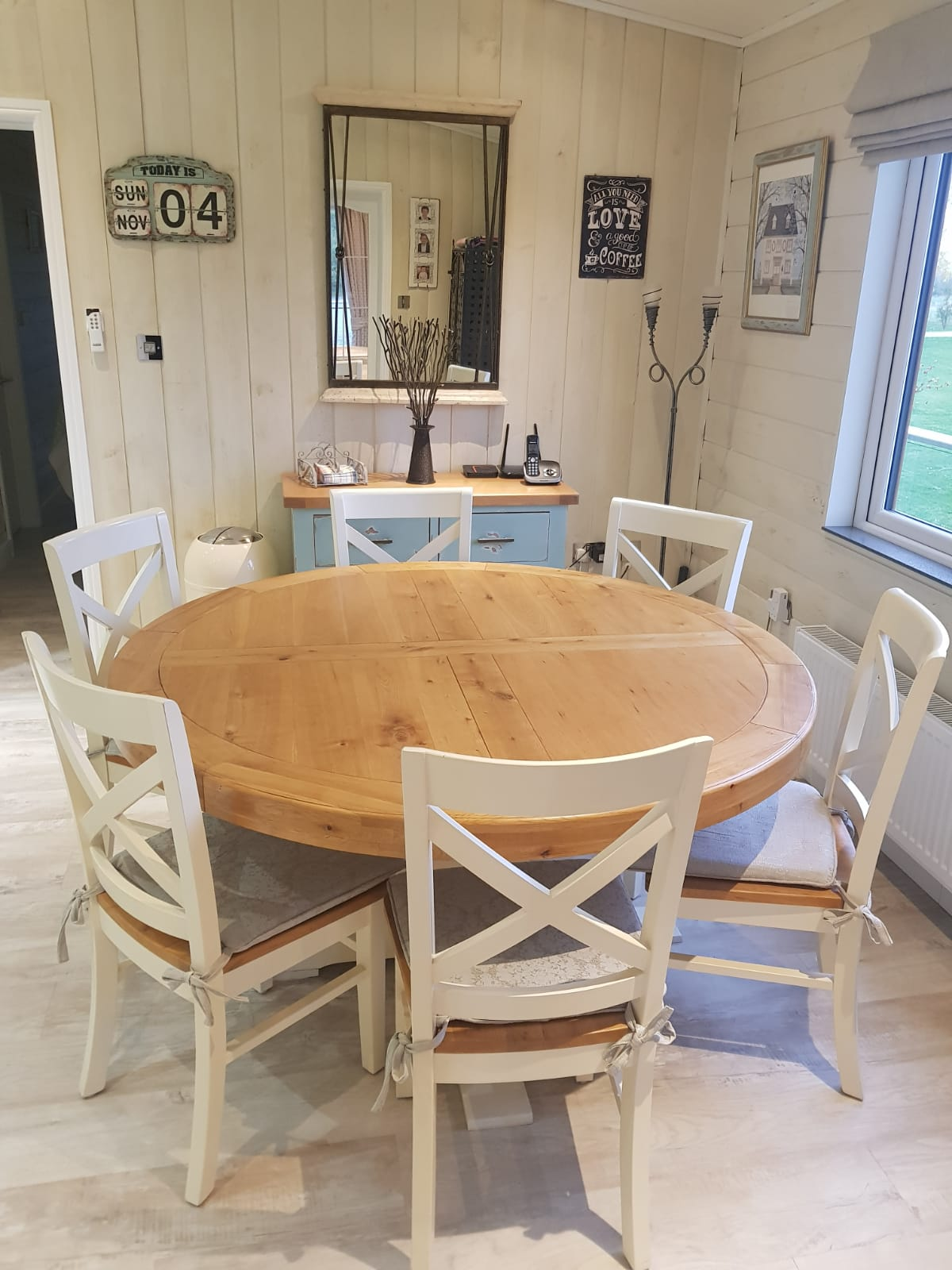 2015 Homeseeker Sofia Special Dining Room