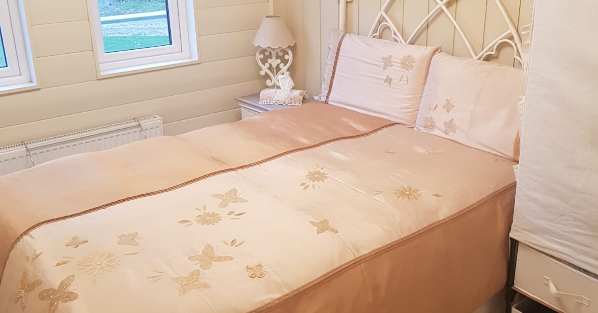 2015 Homeseeker Sofia Special Guest Bedroom
