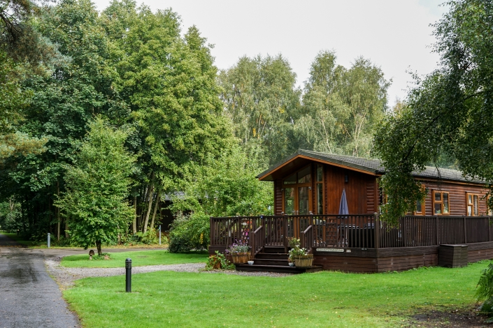 Hollicarrs set in the heart of Yorkshire. Located in a private and secure natural sanctuary which has been sympathetically developed within 30 acres of the 250 acre woodland that make up the historic Escrick Park Estate